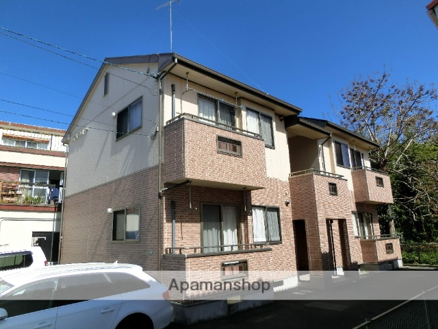 静岡県浜松市中区、浜松駅徒歩27分の築9年 2階建の賃貸アパート