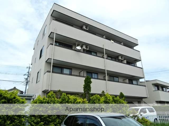 静岡県浜松市西区、浜松駅遠州鉄道バス25分入野下車後徒歩2分の築21年 4階建の賃貸マンション