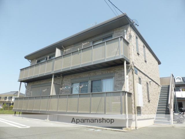 静岡県浜松市中区、浜松駅遠鉄バスバス15分海の星高校下車後徒歩8分の築5年 2階建の賃貸アパート