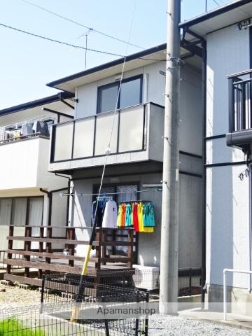 静岡県浜松市南区、浜松駅バス15分本郷南下車後徒歩4分の築19年 2階建の賃貸アパート
