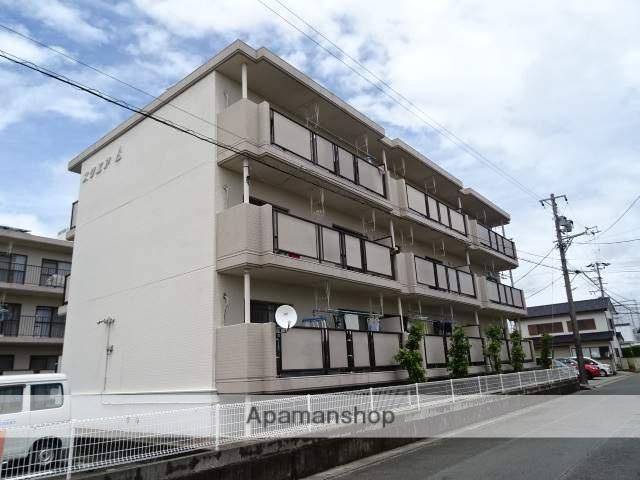静岡県浜松市南区、天竜川駅徒歩44分の築27年 3階建の賃貸マンション