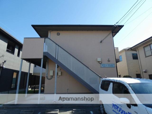 静岡県浜松市中区、浜松駅バス22分おかめ阪下車後徒歩4分の築12年 2階建の賃貸アパート