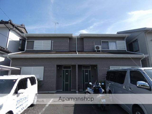 静岡県浜松市西区、浜松駅遠州鉄道バス17分入野下車後徒歩10分の築14年 2階建の賃貸テラスハウス