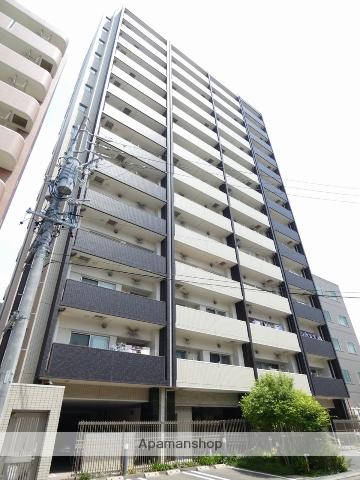 静岡県浜松市中区、浜松駅徒歩9分の築4年 14階建の賃貸マンション