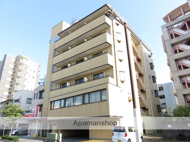 静岡県浜松市中区、浜松駅徒歩12分の築28年 6階建の賃貸マンション