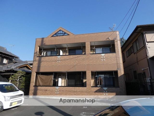静岡県湖西市、鷲津駅徒歩16分の築10年 2階建の賃貸アパート