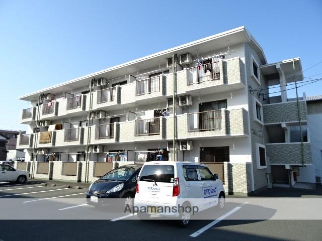 静岡県浜松市南区、天竜川駅徒歩32分の築14年 3階建の賃貸マンション