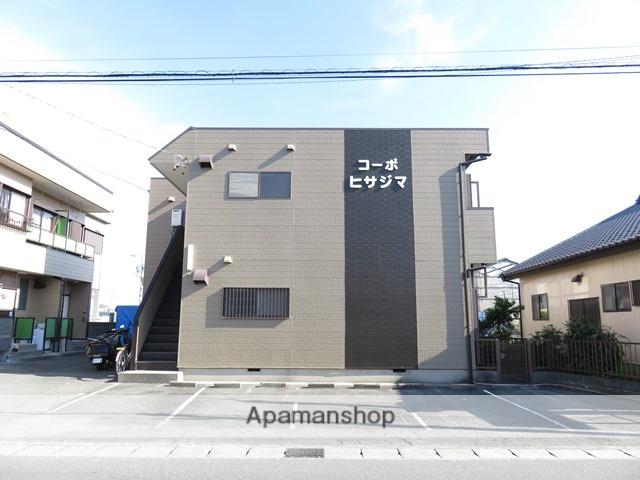 静岡県浜松市南区、天竜川駅徒歩51分の築31年 2階建の賃貸アパート