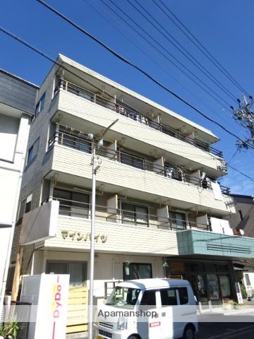 静岡県浜松市中区、浜松駅遠鉄バスバス12分元浜町下車後徒歩5分の築31年 4階建の賃貸マンション