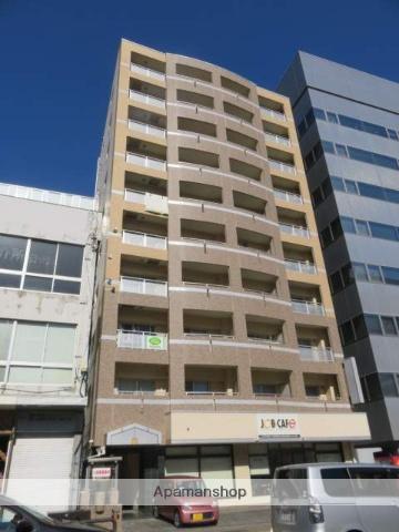 静岡県浜松市中区、浜松駅徒歩7分の築15年 10階建の賃貸マンション