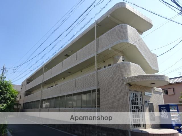 静岡県浜松市中区、浜松駅徒歩16分の築7年 3階建の賃貸マンション