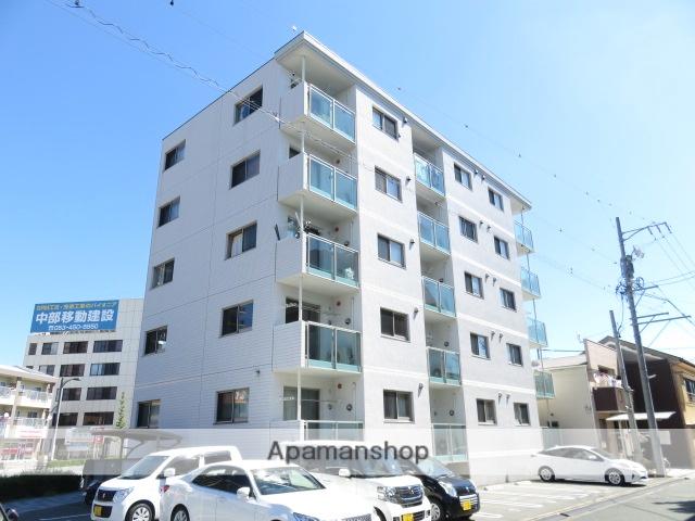 静岡県浜松市中区、浜松駅徒歩6分の築6年 5階建の賃貸マンション