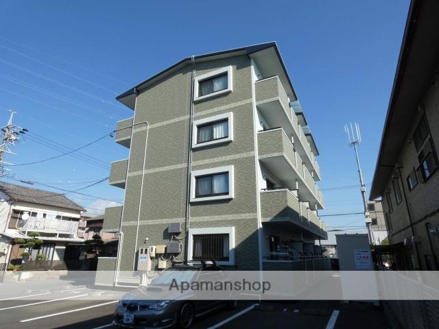 静岡県浜松市中区、浜松駅遠鉄バスバス20分林下車後徒歩3分の築7年 4階建の賃貸マンション