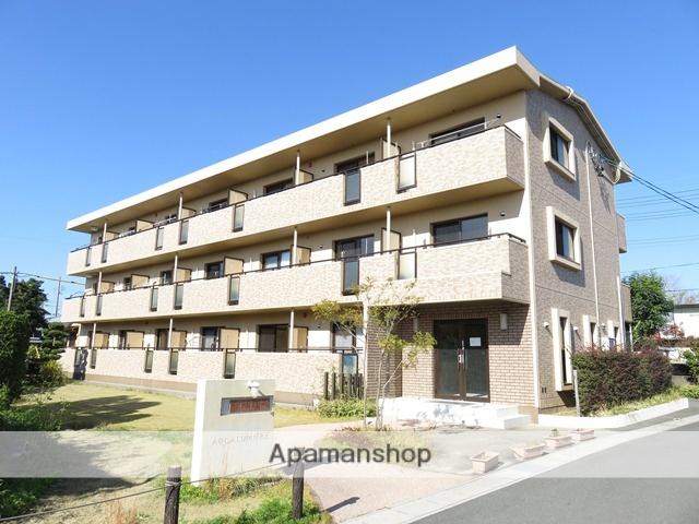 静岡県浜松市南区、天竜川駅徒歩26分の築6年 3階建の賃貸マンション