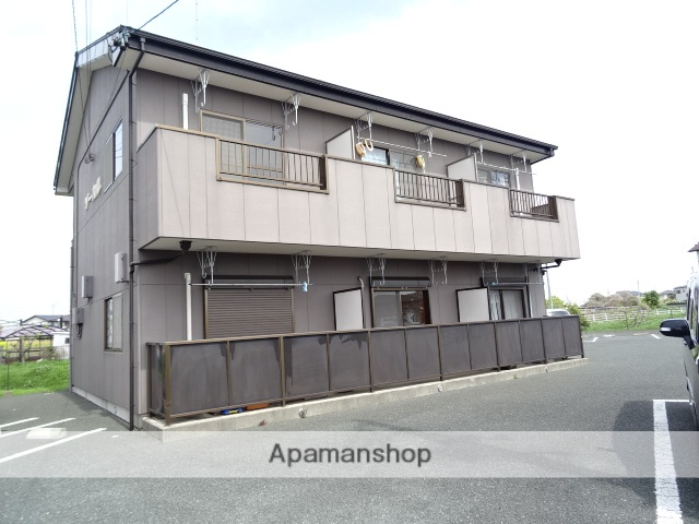 静岡県浜松市南区、天竜川駅徒歩30分の築16年 2階建の賃貸アパート