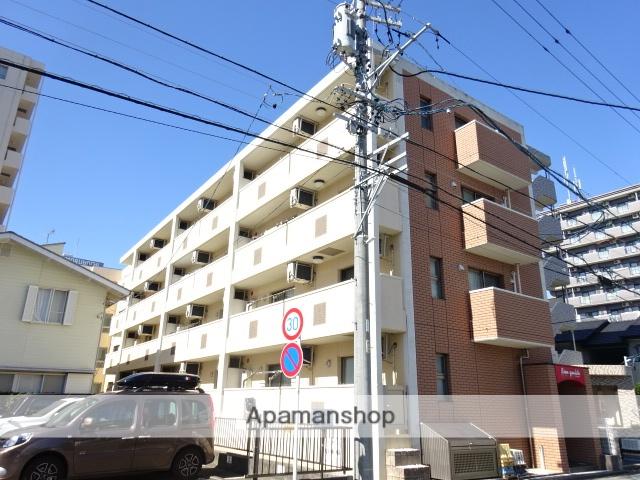 静岡県浜松市中区、浜松駅徒歩20分の築6年 4階建の賃貸マンション