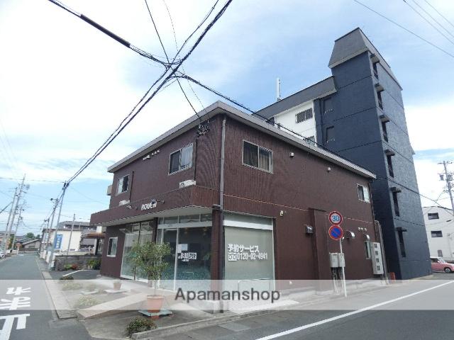 静岡県浜松市中区、浜松駅バス22分銭取下車後徒歩2分の築33年 2階建の賃貸アパート
