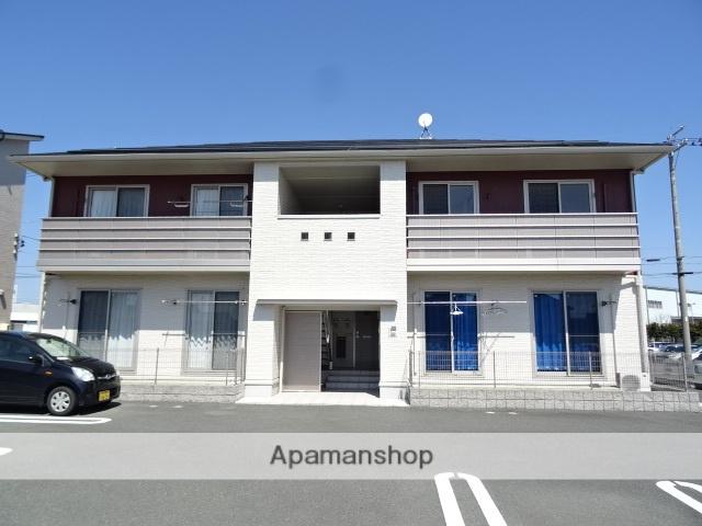 静岡県浜松市南区、天竜川駅徒歩61分の築8年 2階建の賃貸アパート