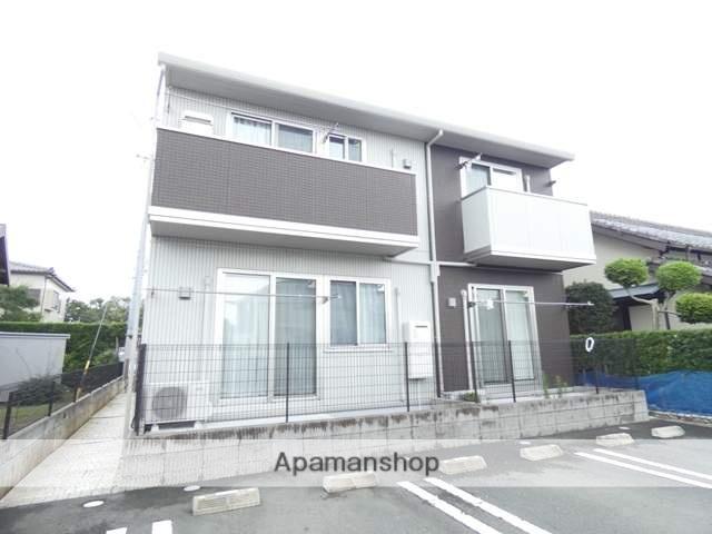 静岡県浜松市南区、天竜川駅徒歩9分の築2年 2階建の賃貸アパート