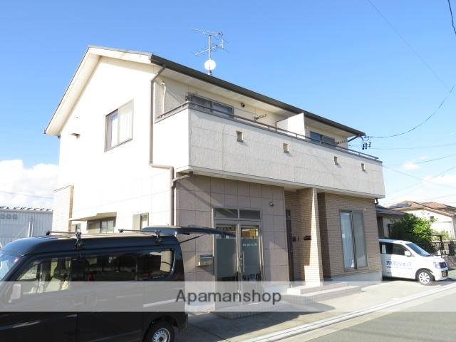 静岡県浜松市中区、浜松駅徒歩20分の築10年 2階建の賃貸テラスハウス