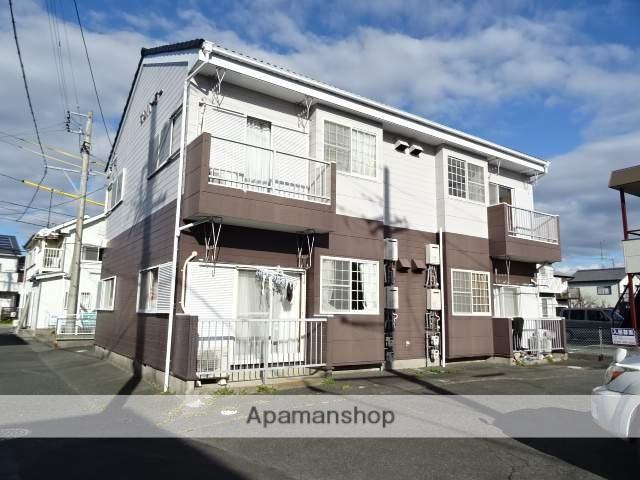 静岡県浜松市南区、天竜川駅徒歩36分の築26年 2階建の賃貸アパート