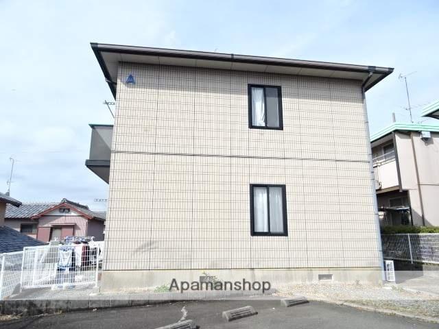 静岡県浜松市西区、浜松駅遠州鉄道バス32分西ノ宮下車後徒歩2分の築20年 2階建の賃貸アパート