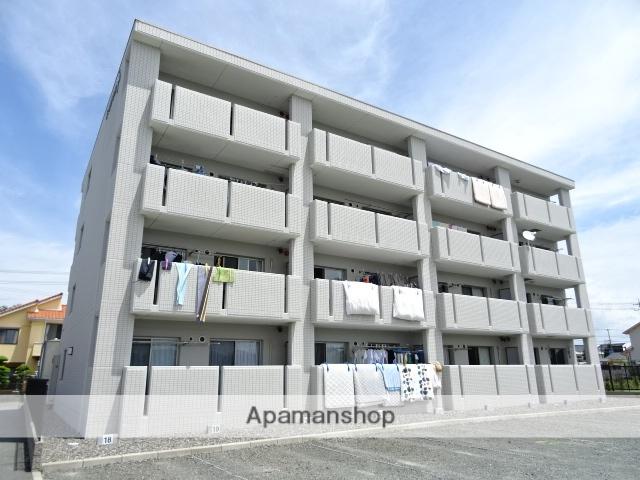 静岡県湖西市、新居町駅徒歩4分の築8年 4階建の賃貸マンション