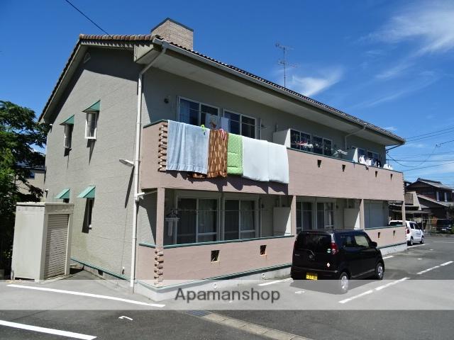 静岡県湖西市、弁天島駅徒歩61分の築10年 2階建の賃貸アパート