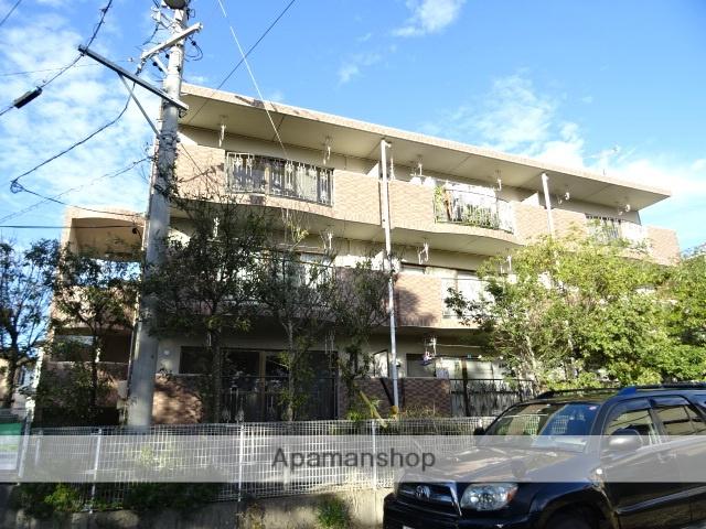 静岡県湖西市、新居町駅徒歩14分の築17年 3階建の賃貸マンション