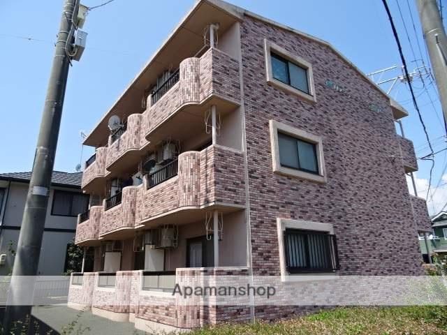 静岡県湖西市、新居町駅徒歩43分の築12年 3階建の賃貸マンション