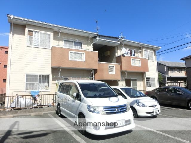 静岡県浜松市中区、浜松駅バス20分阿弥陀下車後徒歩7分の築24年 2階建の賃貸アパート
