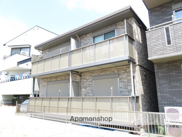 静岡県浜松市中区、浜松駅遠州鉄道バスバス10分八幡校下車後徒歩3分の築10年 2階建の賃貸アパート
