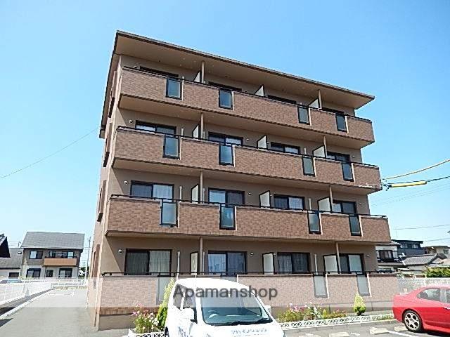 静岡県湖西市、弁天島駅徒歩43分の築10年 4階建の賃貸マンション