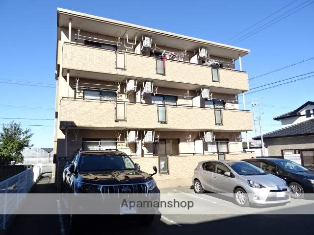 静岡県浜松市南区、天竜川駅徒歩32分の築10年 3階建の賃貸マンション