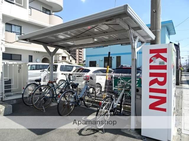 静岡県浜松市中区、浜松駅徒歩16分の築5年 3階建の賃貸アパート