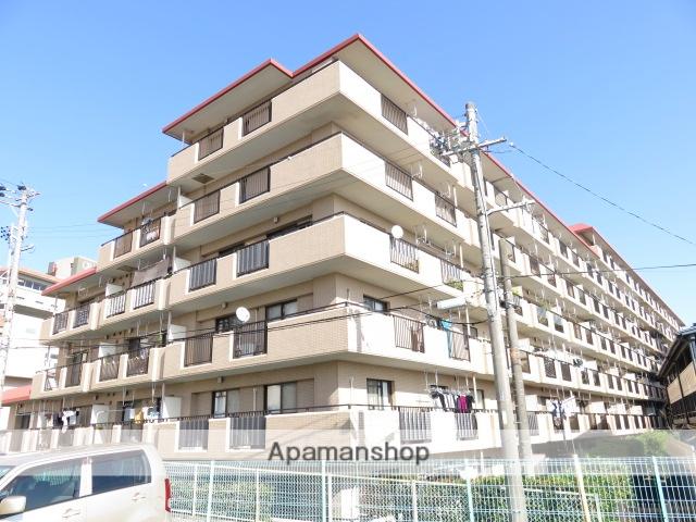 静岡県浜松市中区、浜松駅徒歩15分の築31年 8階建の賃貸マンション