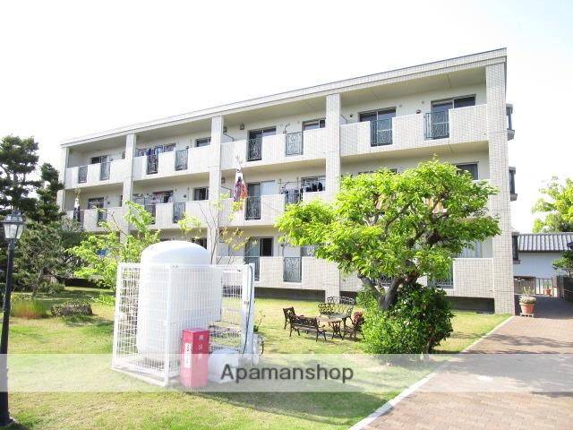 静岡県浜松市西区の築9年 3階建の賃貸マンション