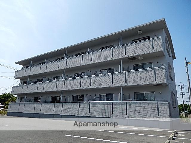 静岡県湖西市、新居町駅徒歩20分の築7年 3階建の賃貸マンション