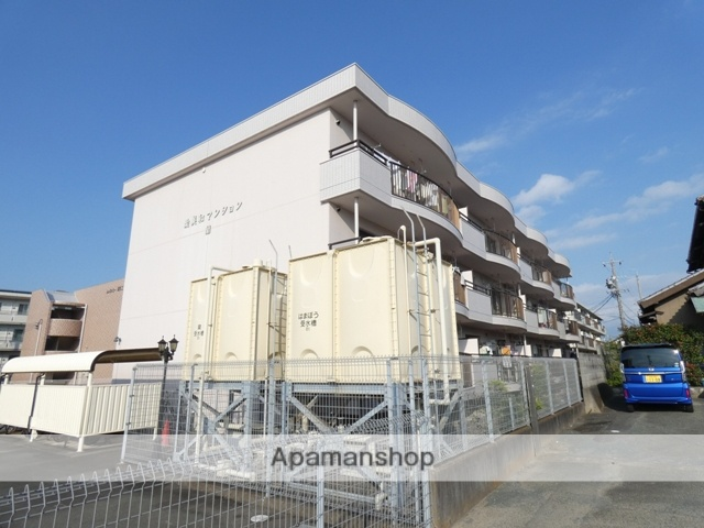 静岡県浜松市南区、天竜川駅徒歩34分の築25年 3階建の賃貸マンション
