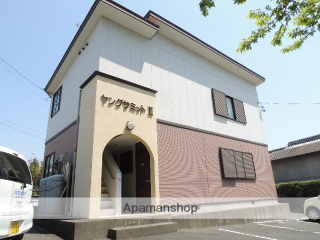静岡県浜松市中区、浜松駅バス25分富塚小学校下車後徒歩3分の築17年 2階建の賃貸アパート
