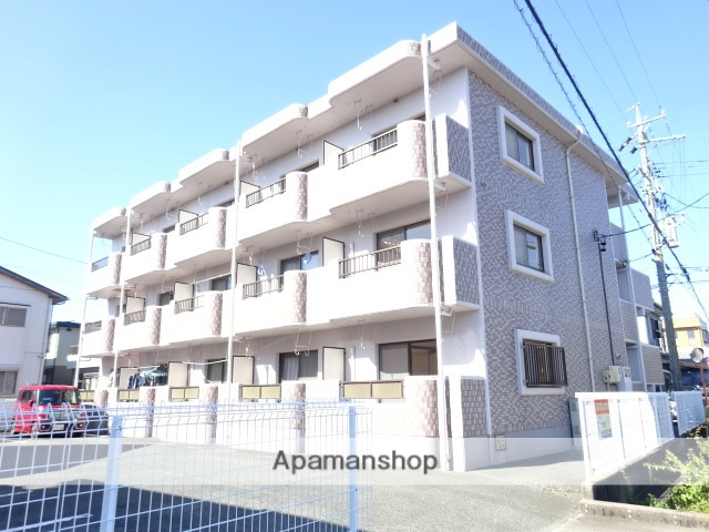 静岡県浜松市南区、天竜川駅徒歩52分の築17年 3階建の賃貸マンション