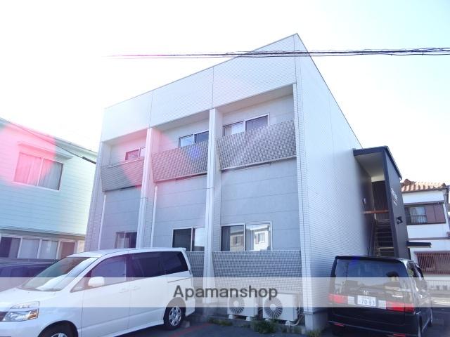 静岡県湖西市、新居町駅徒歩51分の築7年 2階建の賃貸アパート