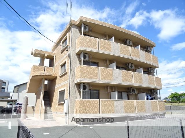 静岡県湖西市、鷲津駅徒歩4分の築10年 3階建の賃貸マンション