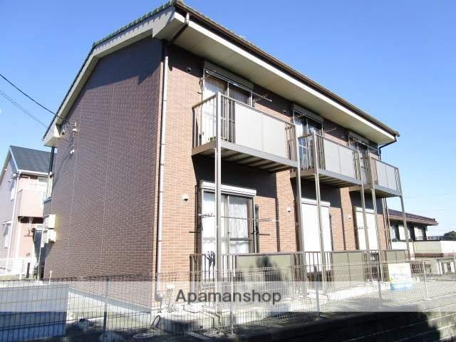 静岡県湖西市、鷲津駅遠鉄バスバス22分坊瀬下車後徒歩5分の築8年 2階建の賃貸アパート