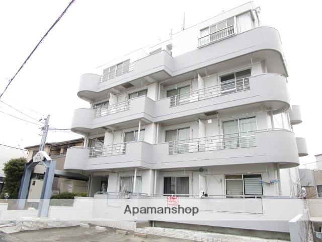 静岡県浜松市中区、浜松駅徒歩20分の築39年 4階建の賃貸マンション