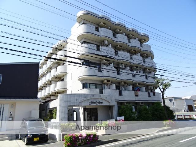 静岡県浜松市中区、浜松駅遠鉄バスバス44分瑞穂神社西下車後徒歩2分の築29年 5階建の賃貸マンション