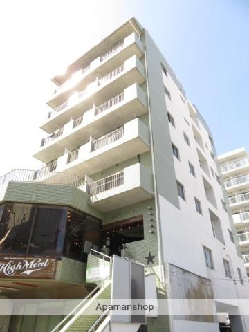 静岡県浜松市中区、浜松駅徒歩9分の築29年 8階建の賃貸マンション