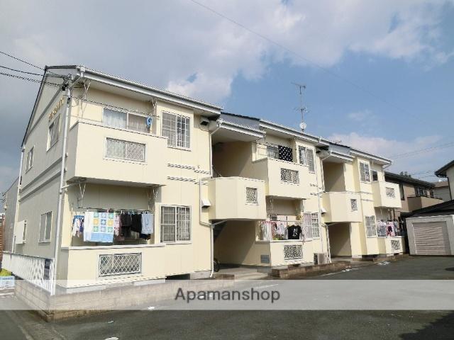 静岡県浜松市南区、天竜川駅徒歩38分の築21年 2階建の賃貸アパート