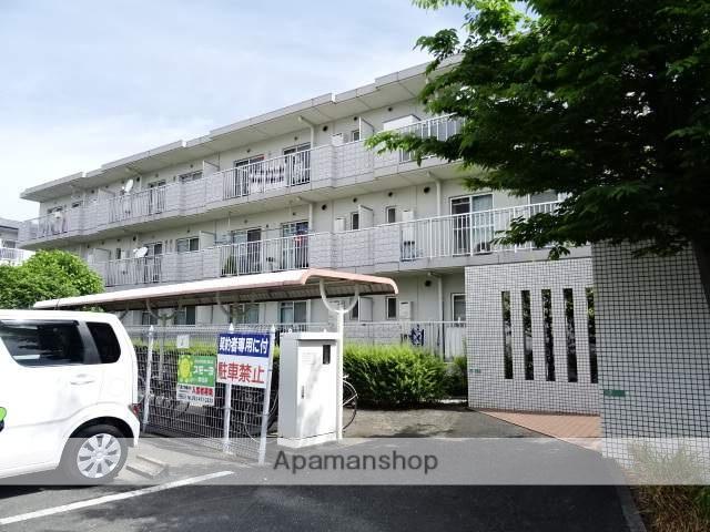 静岡県浜松市中区、浜松駅遠鉄バスバス20分追分南下車後徒歩5分の築24年 3階建の賃貸マンション