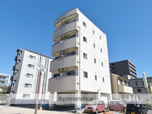 静岡県浜松市中区、浜松駅徒歩12分の築11年 5階建の賃貸マンション